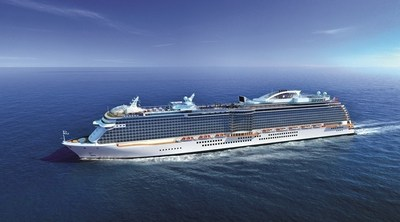 Princess Cruises announces two new Royal Class ship orders.