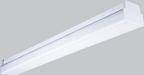 Columbia Lighting's LRO Lensed Striplight. (PRNewsFoto/Hubbell Lighting) (PRNewsFoto/HUBBELL LIGHTING)