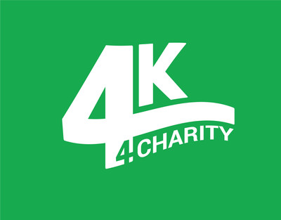 The first annual 4K 4Charity fun run takes place at on Saturday 13 September in Amsterdam. www.4K4Charity.com
