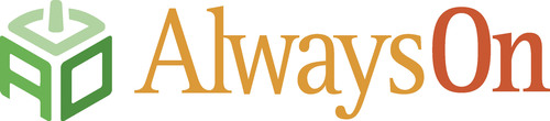 AlwaysOn logo. (PRNewsFoto)