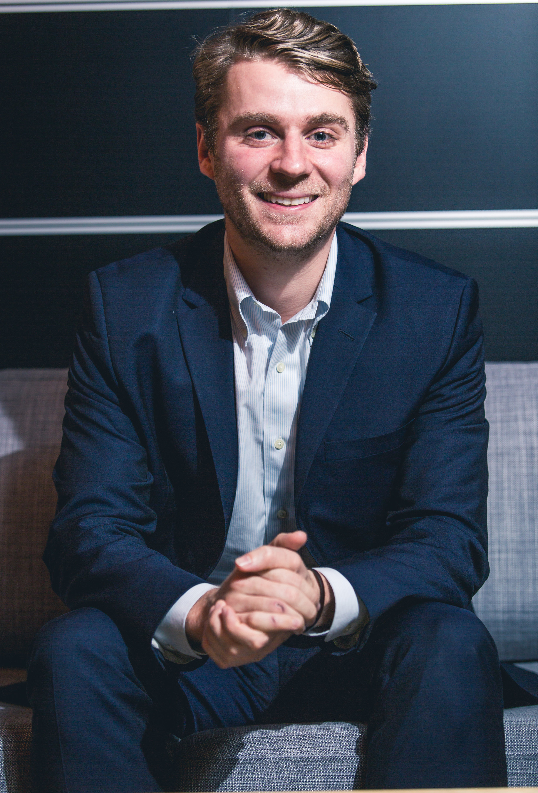 Status Labs President and Co-Founder, Darius Fisher