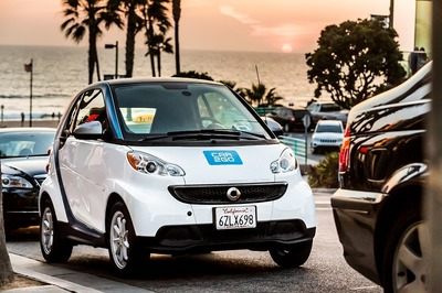 South Bay will be car2go's 14th market in North America and the first in the Los Angeles region. (PRNewsFoto/car2go North America LLC)