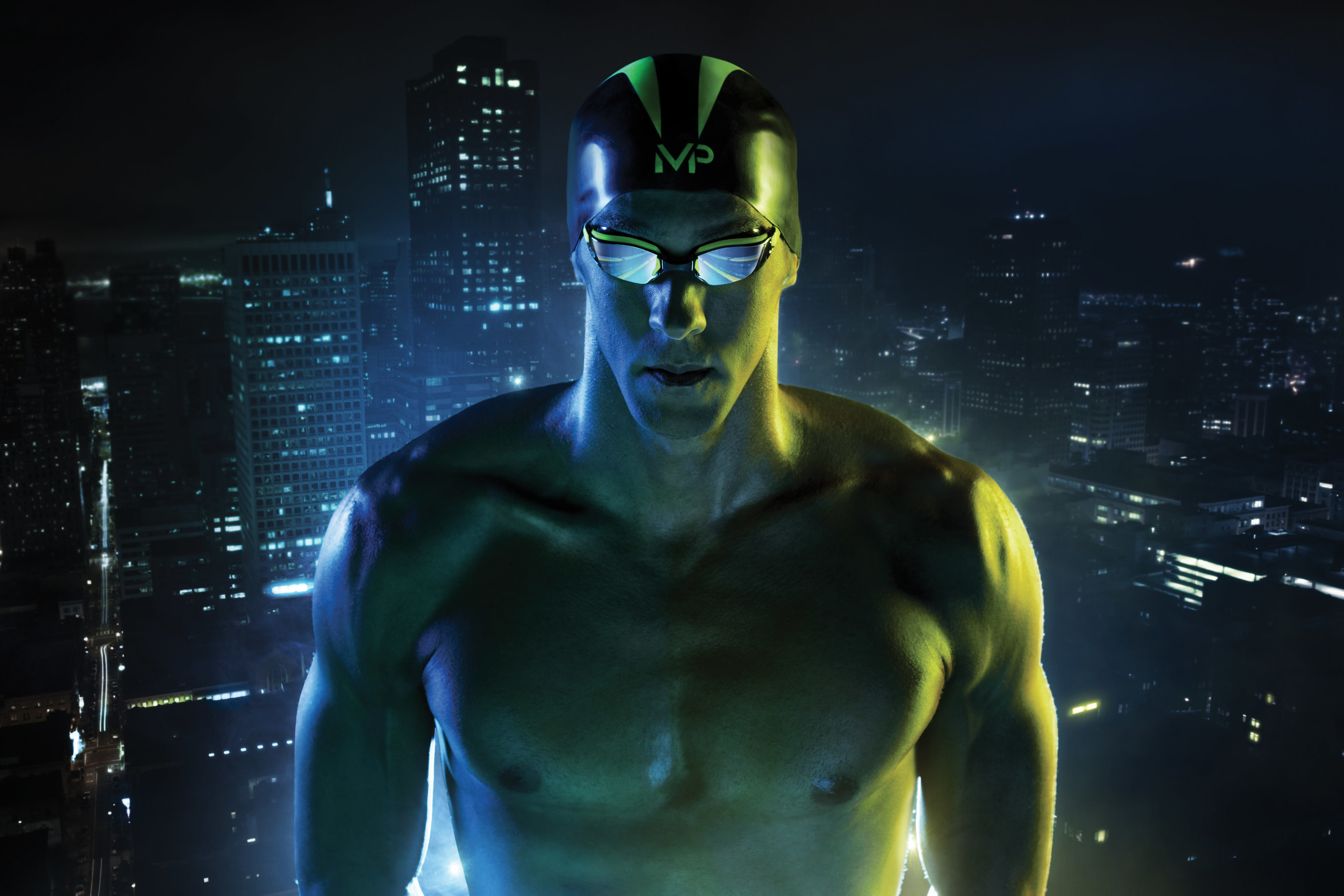 New XCEED goggles by MP Michael Phelps, designed by Aqua Sphere
