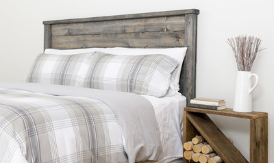 Boll & Branch's New Luxury Flannel Bedding