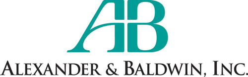 Alexander & Baldwin, Inc. Logo. (PRNewsFoto/Alexander & Baldwin, Inc.) (PRNewsFoto/)