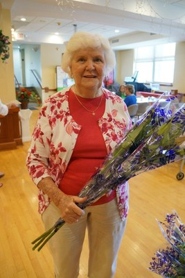 """""""It's so nice to be recognized for Grandparents Day. I will have a smile on my face all weekend!"""" Sue McGee"""