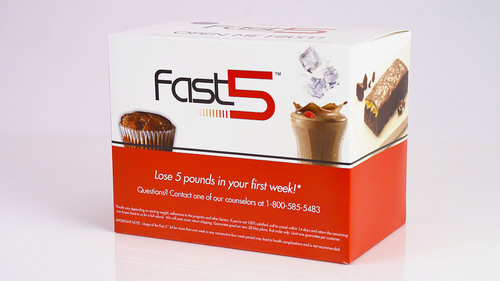 As part of the Fast 5(TM) kit, customers receive a meal plan that includes a weeks worth of breakfasts, lunches and dinners plus all-new EnergiZING and Craving Crusher shakes. (PRNewsFoto/Nutrisystem, Inc.) (PRNewsFoto/NUTRISYSTEM, INC.)