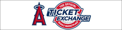 Los Angeles Angels And Ticketmaster Launch Official Angels Ticket Exchange For 2014 Season.  (PRNewsFoto/Ticketmaster)
