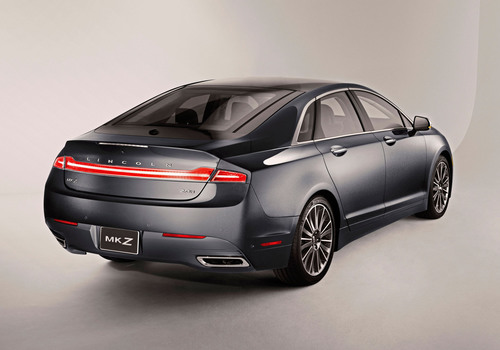 The all-new Lincoln MKZ Hybrid delivers more miles per gallon than every other luxury vehicle in America: ...