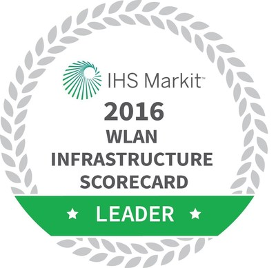 2016 WLAN Infrastructure Scorecard