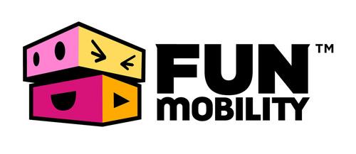 FunMobility logo. (PRNewsFoto/FunMobility)