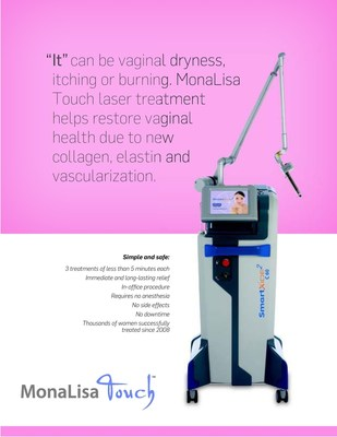 """Restoring Vaginal Health With The """"Game Changing"""" MonaLisa Touch Laser"""