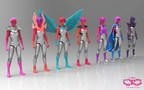 IAmElemental's new action figures for girls are now available for pre-order at www.IAmElemental.com. (PRNewsFoto/IAmElemental)