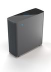 Blueair Sense cleans indoor air of pollutants, is hugely contemporary and is controlled by gentle swipes of the hand