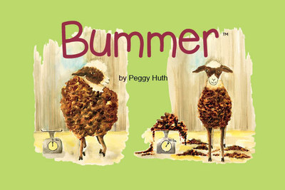 Debut picture book about a spirited lost sheep. (PRNewsFoto/Filsinger & Company, Ltd.)