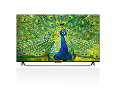 LG ELECTRONICS LAUNCHES BROAD 2014 ULTRA HD 4K LED TV LINE-UP