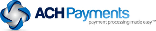 ACH Payments Logo.  (PRNewsFoto/ACH Payments)