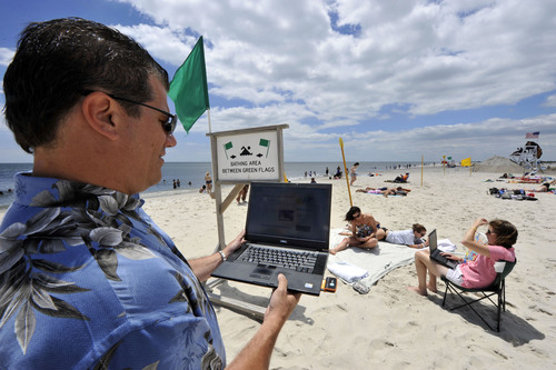 AT&T Hits the Beaches for Summer in the Northeast