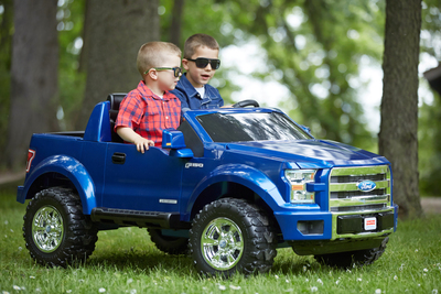 The All-New 2015 Power Wheels® F-150 Truck