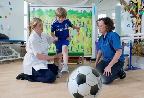Cerebral Palsy Operation by The Portland Hospital Allows a Boy to Stand Properly for the First Time ...