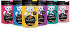 Delightibles Gourmet Cat Treats in Six Flavors (PRNewsFoto/Delightibles)