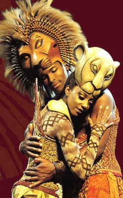 Tickets For Lion King The Musical.  (PRNewsFoto/Queen Bee Tickets, LLC)