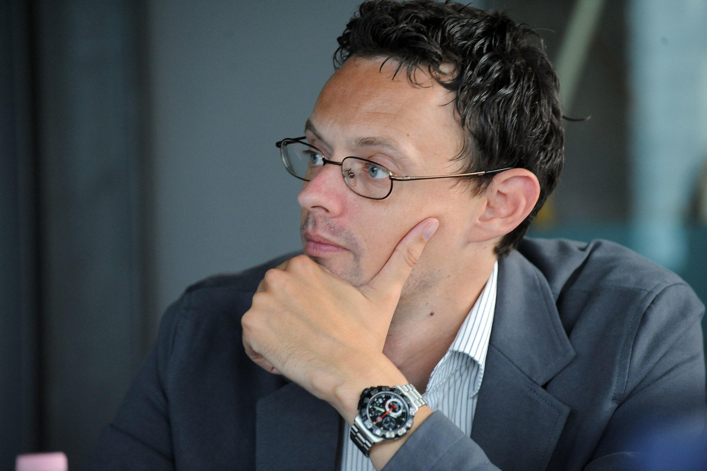 Charles Bradley è il nuovo caporedattore di Motorsport.com