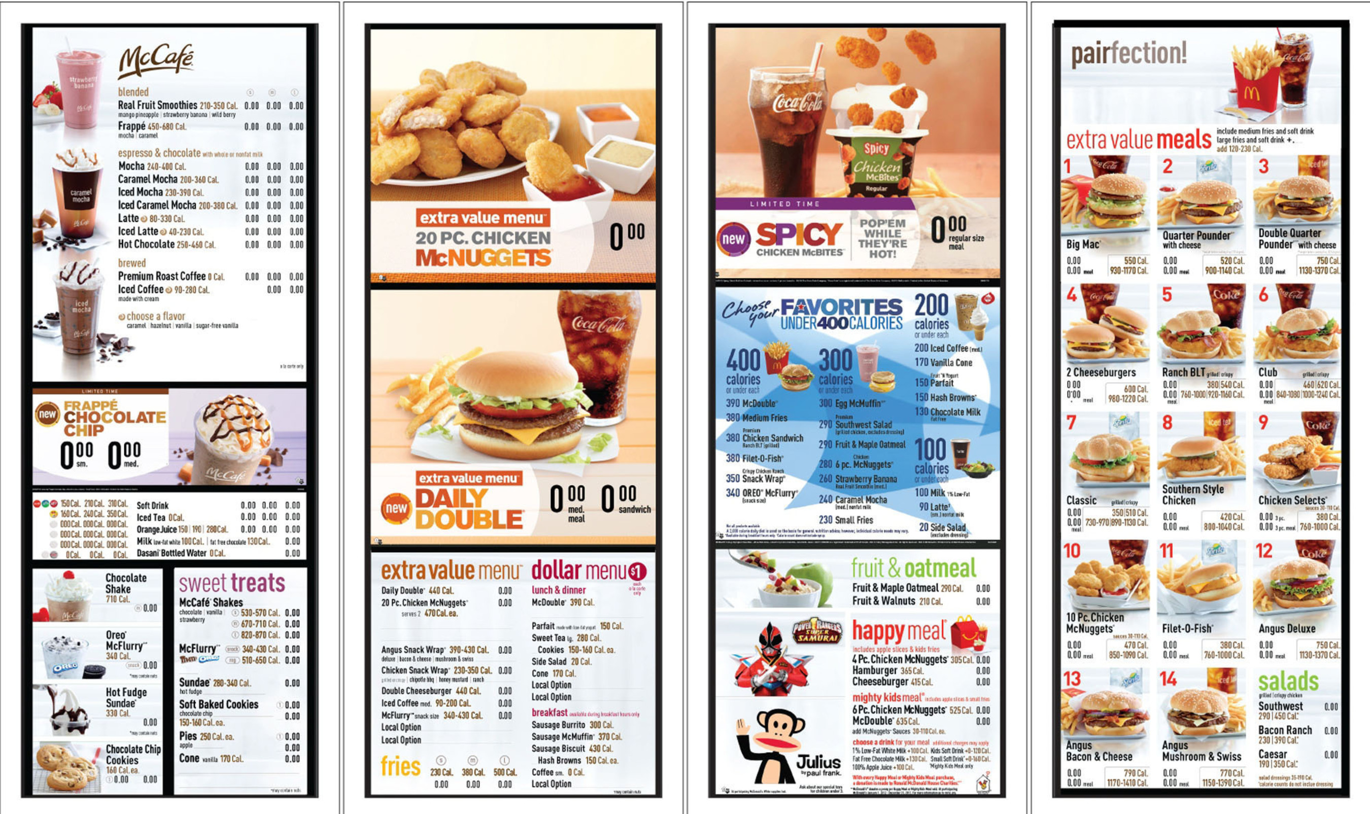 Secret Fast Food Menu Items Canada