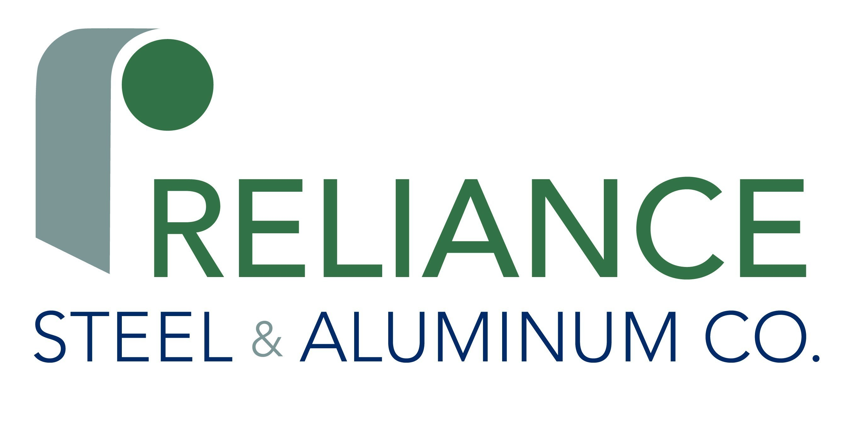 Reliance Steel & Aluminum Co. logo.