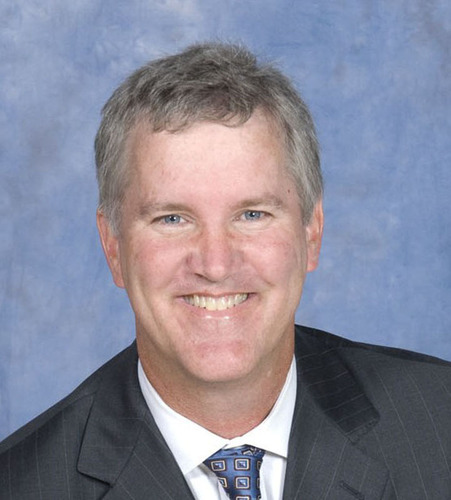 PODS president and CEO, John B. Koch.  (PRNewsFoto/PODS Enterprises, Inc.)