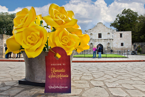 "Valentine's Week in San Antonio is more romantic than ever as the destination transforms into the ""City  ..."