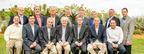 National Tax Lien Association 2014 board of directors and officers.  (PRNewsFoto/National Tax Lien Association)