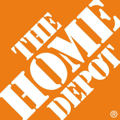 The Home Depot logo. (PRNewsFoto/The Home Depot)