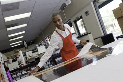 Print worker (PRNewsFoto/CareerCast)