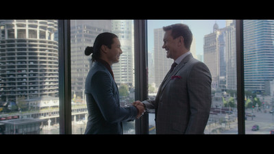"Renaissance Hotels and Marriott's Content Studio's Premiers Short Film ""Business Unusual"""