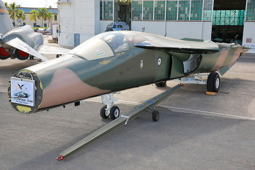 The F-111 has had a long and storied 37-year military career.  (PRNewsFoto/Pacific Aviation Museum Pearl Harbor)