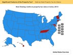 New Online Resource: State-by-State Property Tax at a Glance