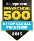 "Anytime Fitness Named #1 Top Global Franchise By ""Entrepreneur"" Magazine"