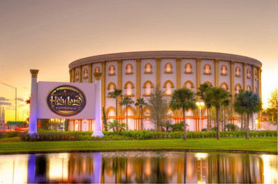 Located in the heart of America's most popular vacation spot, Orlando, Florida's Holy Land Experience offers an unforgettable adventure that immerses visitors in the sights, sounds, historical time frames -- and impacting truths -- of the Bible. With its colorful and realistic recreations of ancient Israel, unforgettable interactive exhibits, awe-inspiring theatrical productions, and special hands-on fun for kids of all ages, Holy Land Experience has become a must-see attraction for individuals, families, and groups from across America and around the world.