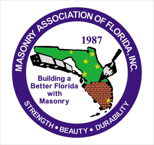 Masonry Association of Florida, Inc. (PRNewsFoto/Masonry Association of Florida) (PRNewsFoto/)