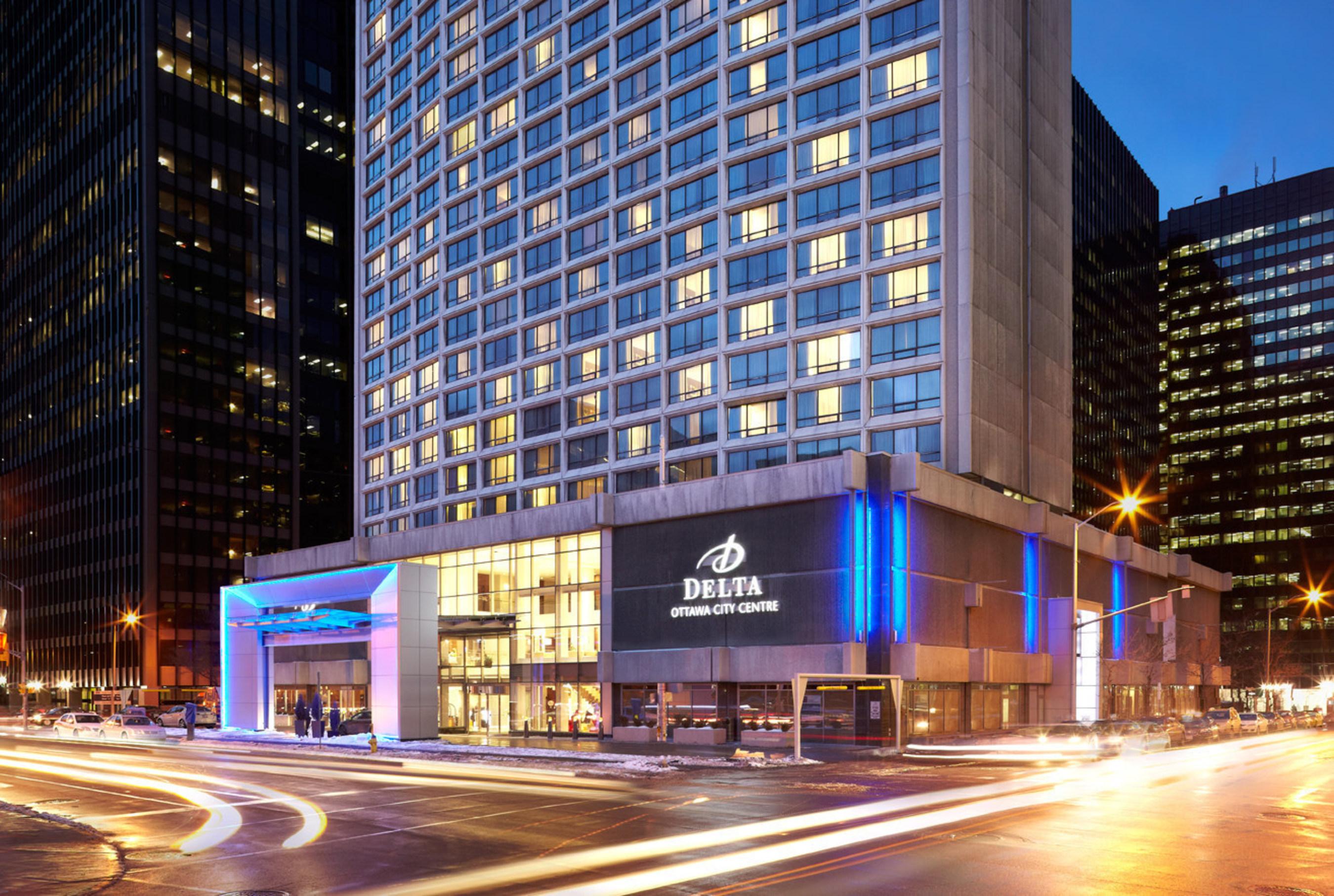 Marriott Signs Definitive Agreement to Acquire Delta Hotels - shown, Delta Ottawa City Centre
