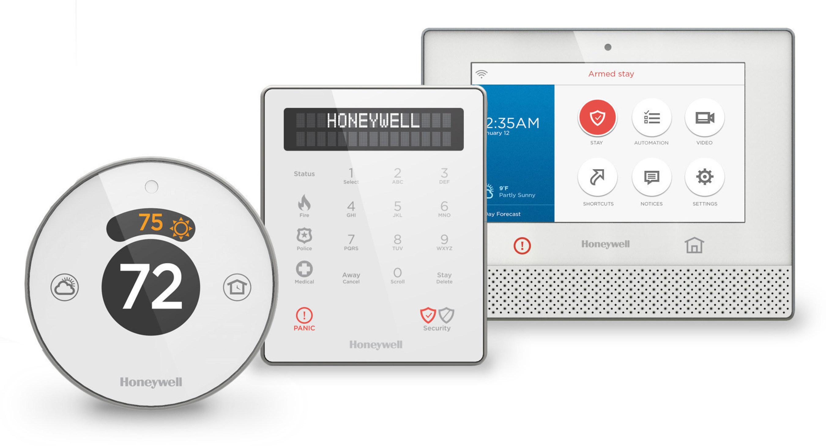 Honeywell Lyric Comfort Security And Savings Where They