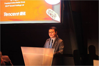 Tencent Meets With UK Business Leaders at China-Britain Business Council (CBBC)