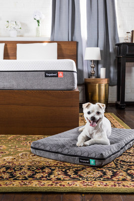 The Yogapet pet bed -- in three crate-friendly sizes -- provides pets with the same comfortable and supportive sleep experience that their humans enjoy with the Yogabed family of brands. Every Yogapet bed comes with a Zip-n-Wash removable cover that can be machine-washed and reassembled quickly and easily.
