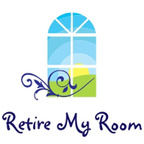 Retire My Room - logo. (PRNewsFoto/Retire My Room)