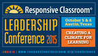 The Responsive Classroom Leadership Conference will provide school and district leaders with powerful tools to bring proven, practical teaching strategies to their school communities.