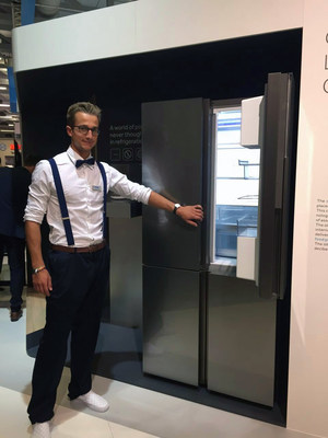 Casarte refrigerator receives Certificate of Preservation Technology Achievement from SIEMIC