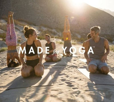 MANDUKA(R)'s First Ever #MADEFORYOGA Apparel Available Online and in Studios for Spring Summer 2016