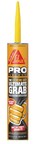 SikaBond Ultimate Grab - new extreme grip adhesive from Sika Corporation.