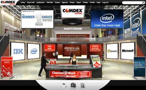 Virtual Events Innovator UBM Studios Powers Highest Profile IT Virtual Event, COMDEXvirtual, in